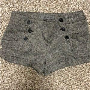 Linen forever 21 shorts